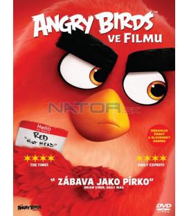 Angry Birds ve filmu Big Face DVD
