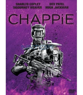 CHAPPIE - Big Face DVD