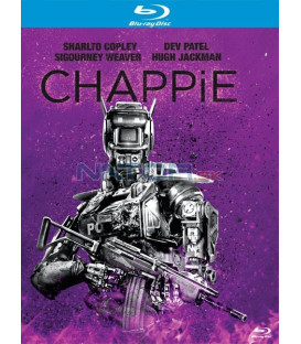 CHAPPIE - Big Face Blu-ray