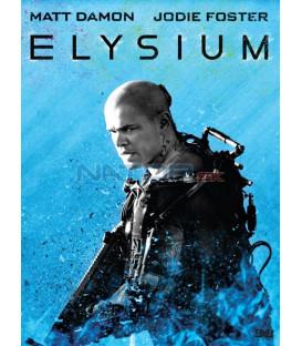Elysium Big Face DVD