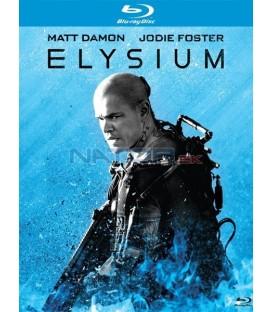 Elysium - Big Face Blu-Ray