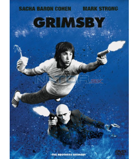 Grimsby (The Brothers Grimsb) Big Face DVD
