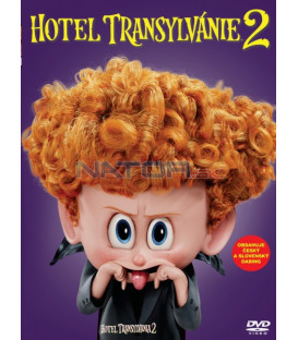 HOTEL TRANSYLVÁNIE 2 (Hotel Transylvania 2) Big Face DVD
