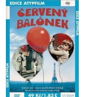 Červený balónek (Ballon rouge, Le) DVD