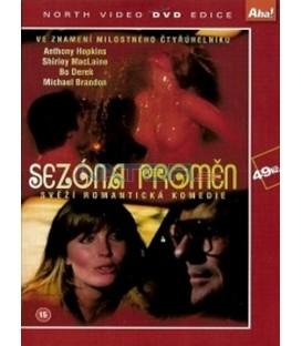 Sezóna proměn (Change of Seasons, A) DVD