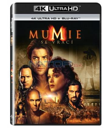 Mumie se vrací (The Mummy Returns) UHD+BD - 2 x Blu-ray