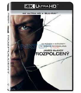 ROZPOLCENÝ (Split) UHD+BD - 2 x Blu-ray