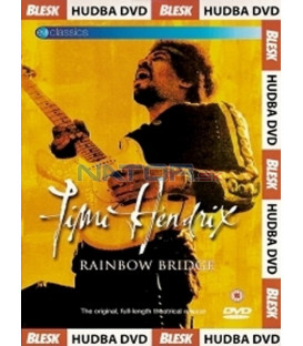 Jimi Hendrix - Rainbow Bridge DVD