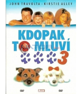 Kdopak to mluví 3 (Look Who´s Talking Now) DVD