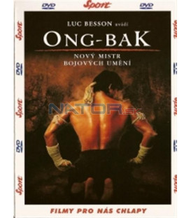 Ong - bak DVD