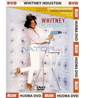 Whitney Houston - The Greatest Hits DVD