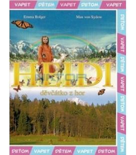 Heidi, děvčátko z hor (Heidi) DVD