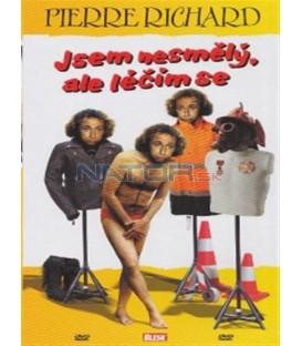 Jsem nesmělý, ale léčím se (Je suis timide... mais je me soigne) DVD