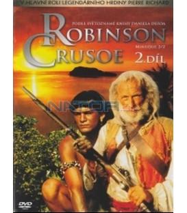 Robinson Crusoe - 2. díl (Robinson Crusoë - Robinson et Vendredi DVD)