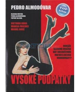 Vysoké podpatky (Tacones lejanos ) DVD