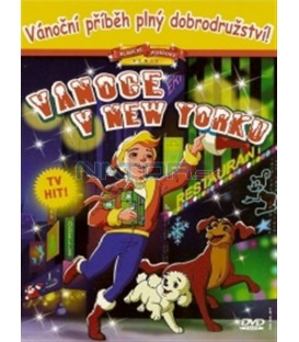 Vánoce v New Yorku (Christmas In New York) DVD