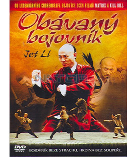 Obávaný bojovník ( Huo Yuan Jia) DVD