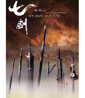 Sedm mečů  (Seven Swords) DVD