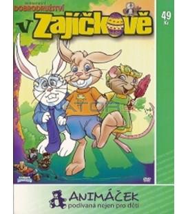 Velikonoční dobrodružství v Zajíčkově (Easter in Bunnyland) DVD
