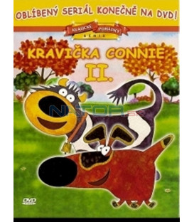 Kravička Connie II. (La Vaca Connie) DVD