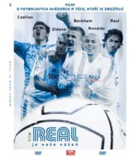 Real je naše vášeň (Real, la película) DVD
