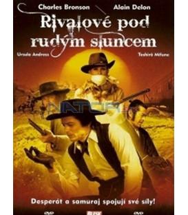 Rivalové pod Rudým Sluncem (Soleil rouge / Red Sun) DVD