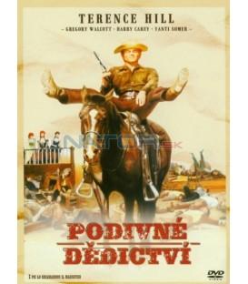 Podivné dědictví (A Man of the East) DVD