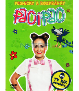 PACI PAC – PESNIČKY A ROZPRÁVKY DVD