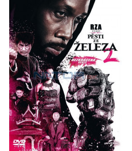 PĚSTI ZE ŽELEZA 2 (The Man with the Iron Fists: Sting of the Scorpion) DVD