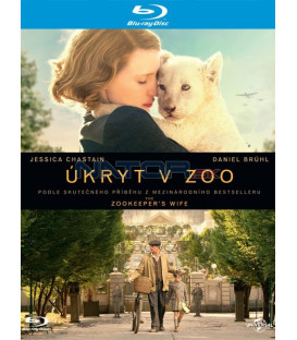 ÚKRYT V ZOO (The Zookeepers Wife) Blu-ray
