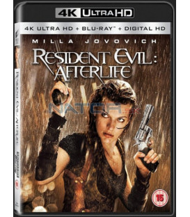 Resident Evil: Afterlife (Resident Evil: Afterlife) UHD+BD - 2 x Blu-ray