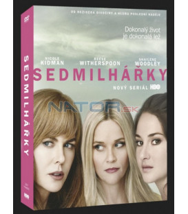 Sedmilhářky (Big Little Lies) 3DVD