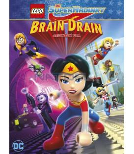 LEGO DC Superhrdinky: Brain Drain (LEGO DC Super Hero Girls: Brain Drain) DVD