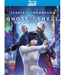 Ghost in the Shell (Ghost in the Shell) Blu-ray 3D