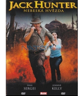 Jack Hunter: Nebeská hvězda (Jack Hunter and the Star of Heaven) DVD