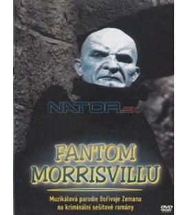 Fantom Morrisvillu DVD