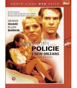 Policie z New Orleans (Big Easy, The) DVD