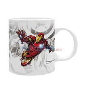 Hrnek Iron Man 320ml