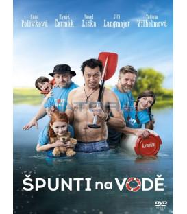 Špunti na vodě DVD