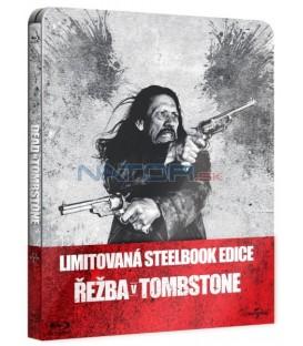ŘEŽBA V TOMBSTONE (Dead in Tombstone) - Blu-ray STEELBOOK
