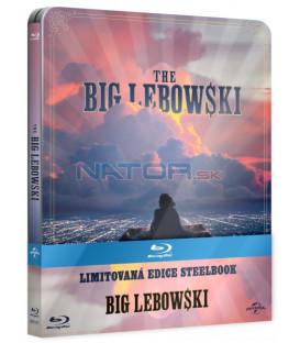 BIG LEBOWSKI - Blu-ray STEELBOOK