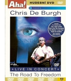 Chris De Burgh - The Road To Freedom (Live in Concert) DVD