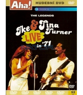 Ike & Tina Turner Live in ´71 DVD