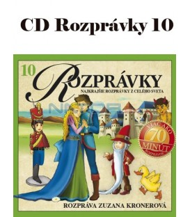 CD Rozprávky 10