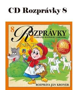 CD Rozprávky 8