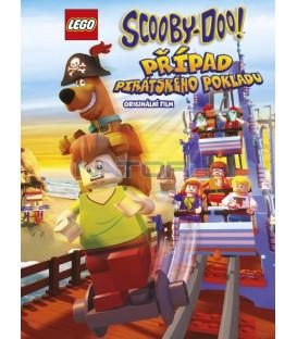 Lego Scooby-Doo: Případ pirátského pokladu (LEGO® Scooby-Doo! Blowout Beach Bash) DVD
