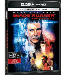 Blade Runner: The Final Cut 2BD+2DVD (UHD+BD+ 2DVD bonus)
