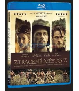 Ztracené město Z (Lost City of Z) Blu-ray