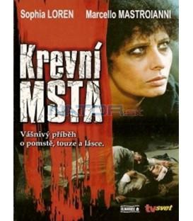 Krevní msta / Krevní pouto  (Fatto di sangue fra due uomini per causa di una vedova - si sospettano moventi politici) DVD