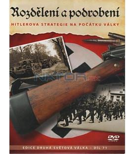 Rozdělení a podrobení - DVD